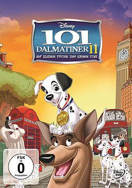 101 Dalmatiner - Teil 2: Auf kleinen Pfoten zum großen Star! DVD