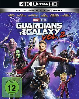 Guardians Of The Galaxy - Vol. 2 - 4k+2d (2 Disc) Blu-ray UHD 4K + Blu-ray