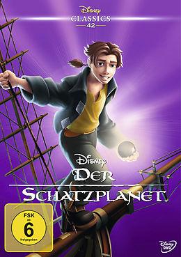 Der Schatzplanet DVD