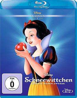 Schneewittchen und die sieben Zwerge Blu-ray