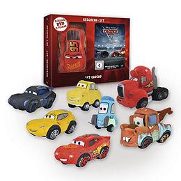 Geschenkpack - Cars 3 + Plüsch - Limititerte Aufla DVD