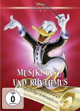 Musik, Tanz und Rhythmus DVD