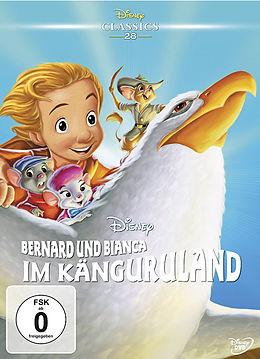 Bernard und Bianca im Känguruland DVD