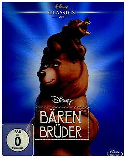 Bärenbrüder Blu-ray