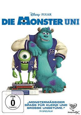 Die Monster Uni DVD