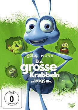 Das grosse Krabbeln DVD