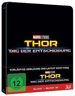 Thor 3 - Tag Der Entscheidung - 3d+2d - Steelbook Blu-ray 3D