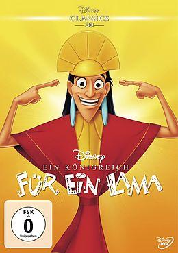 Ein Königreich für ein Lama DVD