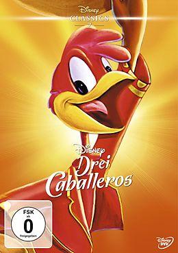 Drei Caballeros DVD