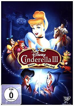 Cinderella 3 - Wahre Liebe siegt DVD