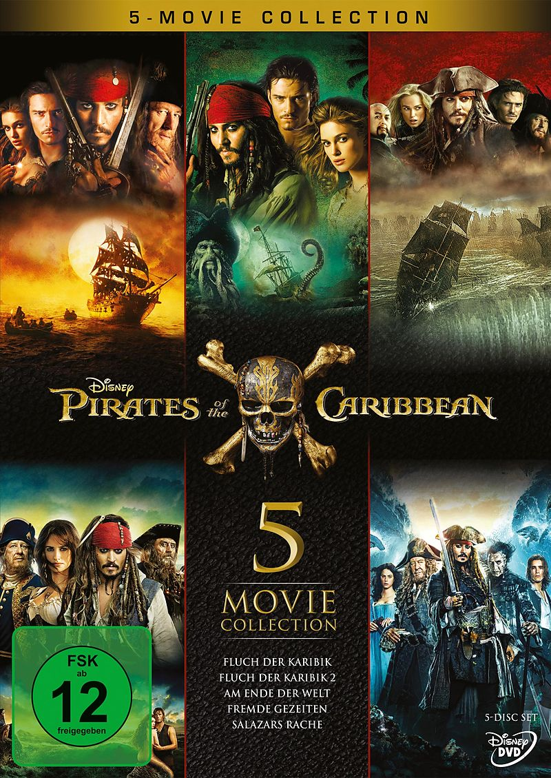 pirates of the caribbean dvd online kaufen. Black Bedroom Furniture Sets. Home Design Ideas