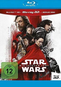 Star Wars: Episode VIII - Die letzten Jedi Blu-ray 3D