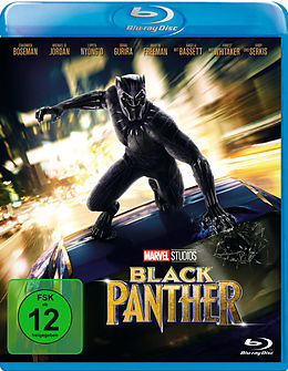 Black Panther Blu-ray
