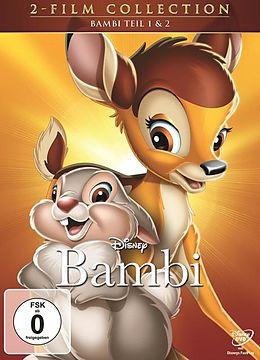 Bambi & Bambi 2 DVD