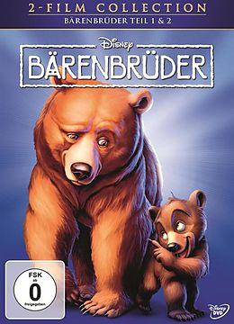 Bärenbrüder & Bärenbrüder 2 DVD