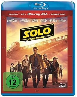 Solo: A Star Wars Story 3D BLR3D Solo: A Star Wars Story 3D