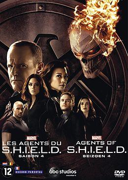 Marvel Les Agents Du S.h.i.e.l.d. - Saison 4 (mit DE-Tonspur) DVD