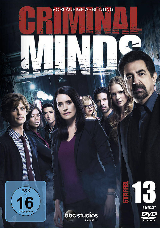 Criminal Minds Staffel 12 Besetzung