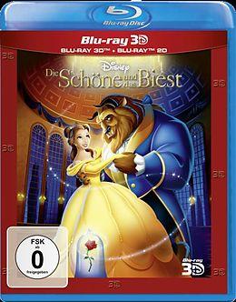 Die Schöne und das Biest 3D 3D Blu-ray