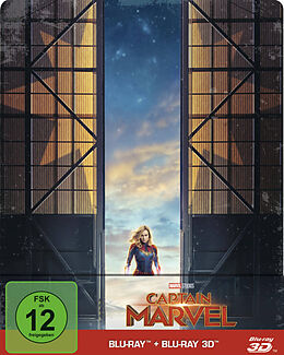 Captain Marvel Blu-ray 3D