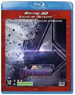 Avengers - Endgame - 3d+2d - Steelbook (3 Disc) Blu-ray