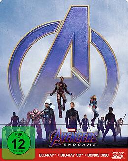 Avengers - Endgame Blu-ray 3D
