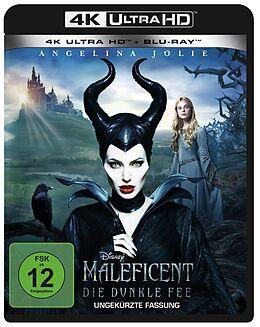Maleficent - 4k (ungekürzte Fassung), + 2d Bd (2 D Blu-ray UHD 4K + Blu-ray
