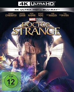 Doctor Strange - 4k + 2d Bd Blu-ray UHD 4K + Blu-ray