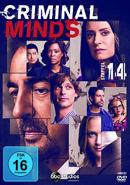 Criminal Minds - Staffel 14 DVD