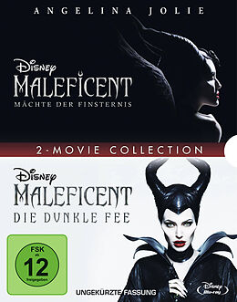 Maleficent - Mächte Der Finsternis (2 Movie Coll.) Blu-ray