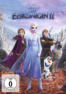 Die Eiskönigin 2 DVD