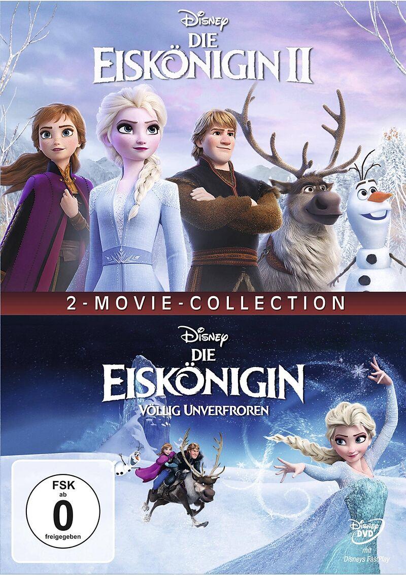 Eiskönigin 2 Dvd