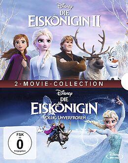 Die Eiskönigin 1 & 2 Multipack Blu-ray