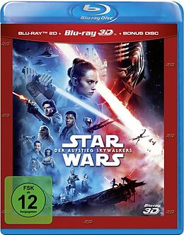 Star Wars: Episode IX - Der Aufstieg Skywalkers 3D Blu-ray
