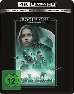Rogue One - A Star Wars Story 4k (line Look 2020) Blu-ray UHD 4K