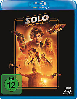 Solo - A Star Wars Story (line Look 2020) Blu-ray
