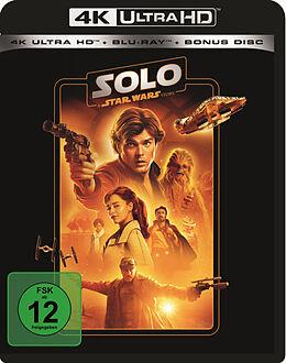 Solo - A Star Wars Story - 4k+2d (line Look 2020) Blu-ray UHD 4K
