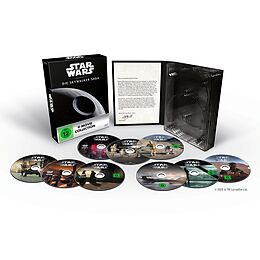 Star Wars - Die Skywalker Saga Box Blu-ray