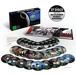 Star Wars - Die Skywalker Saga Box Blu-ray UHD 4K