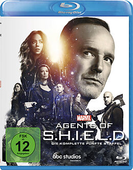 Marvel Agents of S.H.I.E.L.D - Staffel 5 Blu-ray