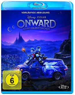 Onward - Keine Halben Sachen (1disc) Blu-ray