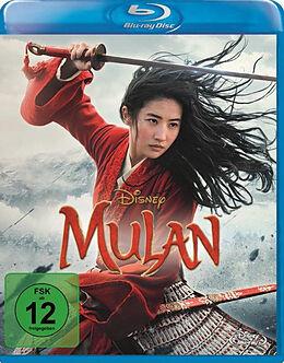 Mulan - Live Action Blu-ray