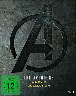 The Avengers 1-4 Blu-ray