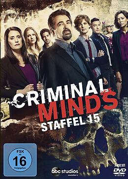 Criminal Minds - Staffel 15 DVD