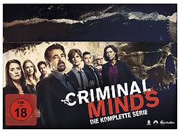 Criminal Minds - Staffel 1-15 DVD