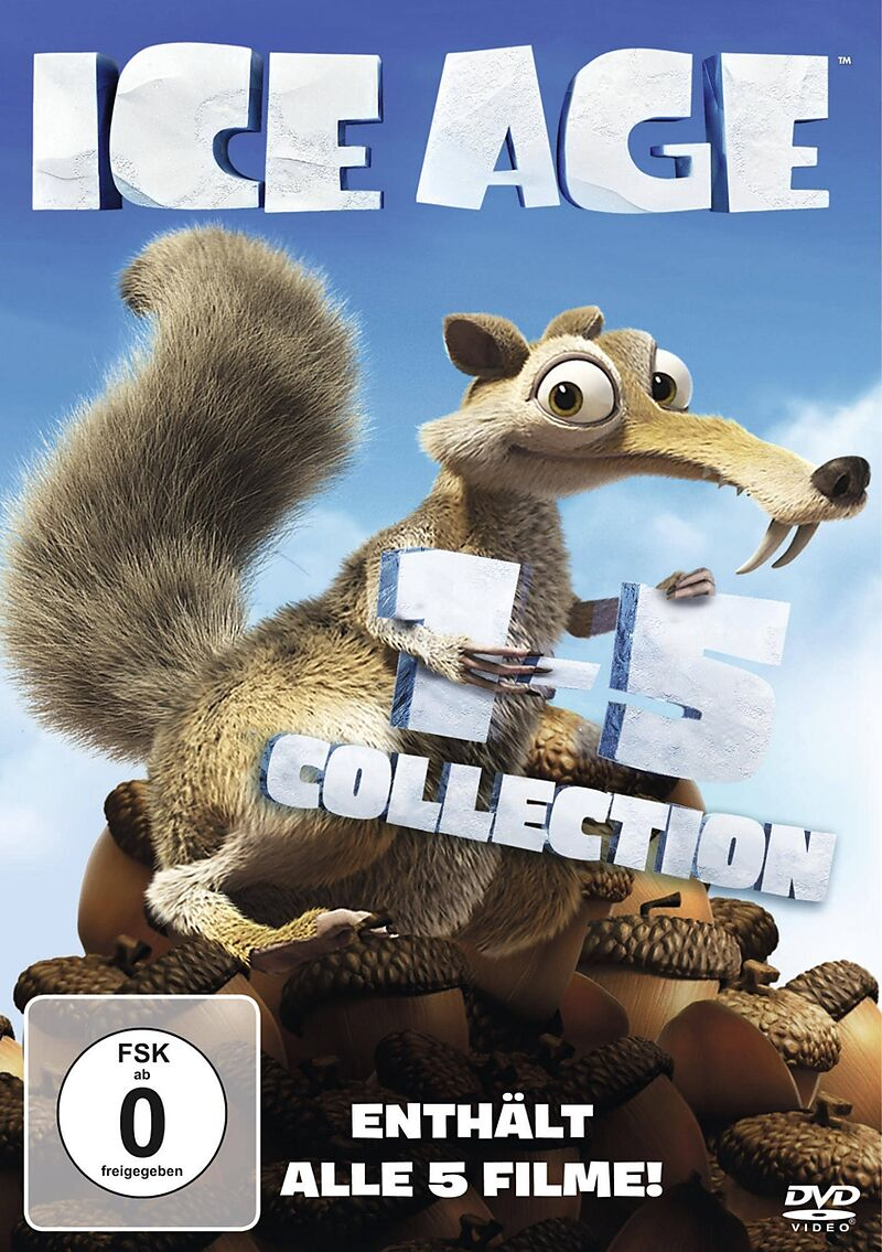 ice age 15  dvd  online kaufen  ex libris