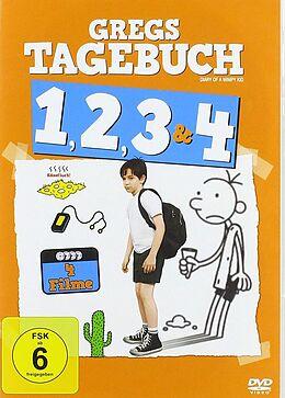 Gregs Tagebuch 1-4 DVD