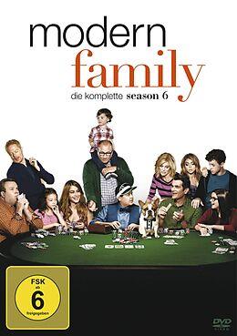 Modern Family - Season 06 / 2. Auflage DVD