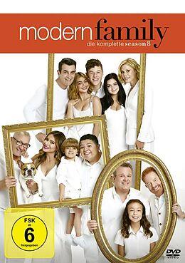Modern Family - Season 08 / 2. Auflage DVD