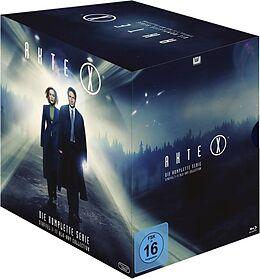 Akte X - Staffel 1-11 / Komplettbox Blu-ray